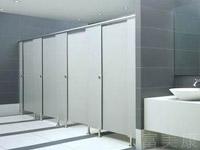不锈钢卫生间隔断6